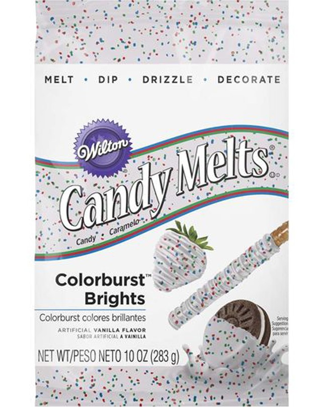 WT1911491 - WILTON BRIGHT COLORBURST CANDY MELTS