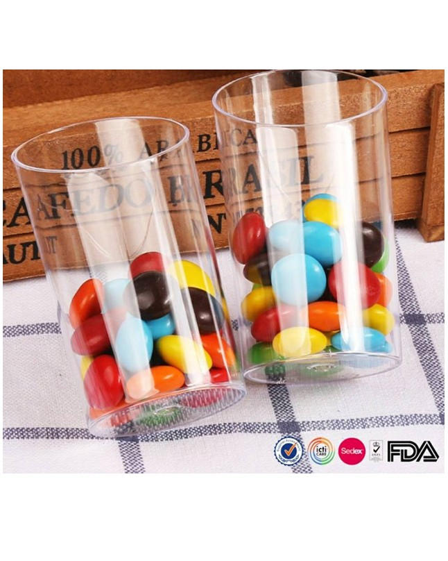 46C Disposable Shot Glass Pack of 20 Pcs