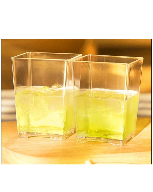 48C Disposable Shot Glass Pack of 20 Pcs