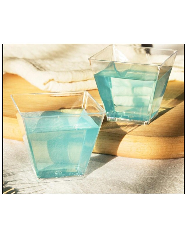 58C Disposable Shot Glass Pack of 25 Pcs