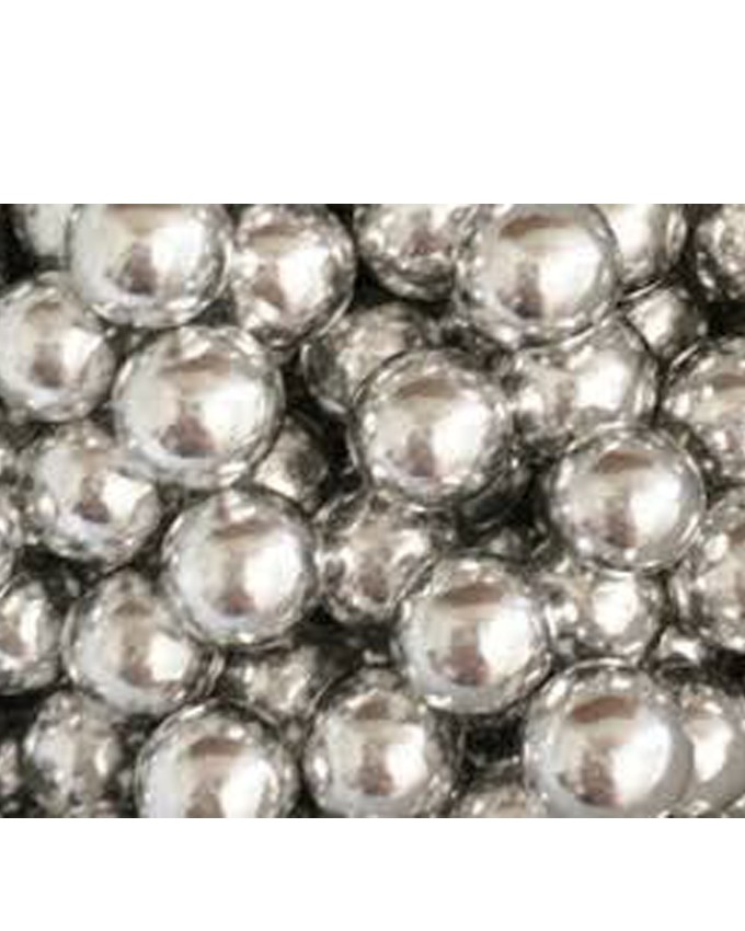 7MM IMPORTED SILVER BALLS 1KG EDIBLE