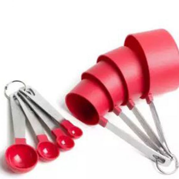 BT0029 - 8PCS MEASURING CUPS AND SPOONS SET
