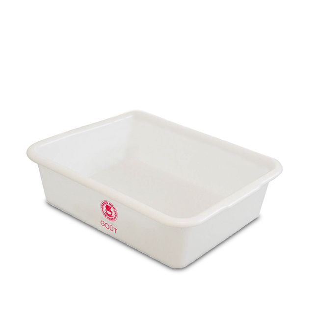 GMP - Rectangular Dough Tray