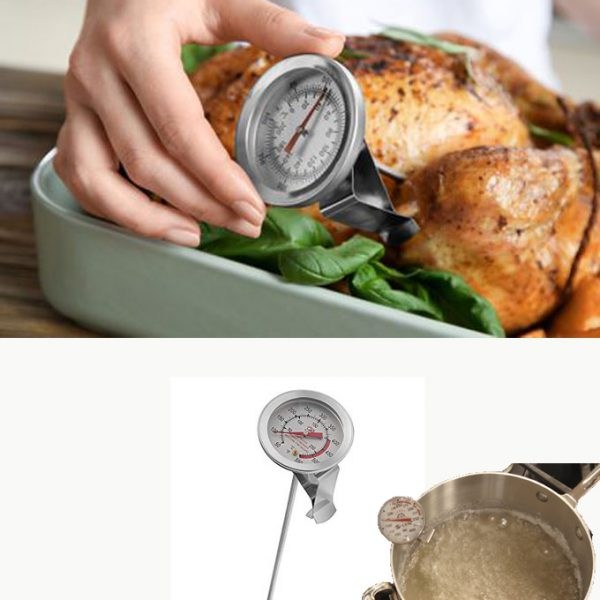 BT0009 - ANALOGUE MEAT CANDY THERMOMETER