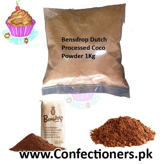 Bensdorp Dutch Processed Cocoa