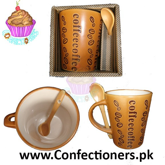 Oven Proof Coffee Cup
