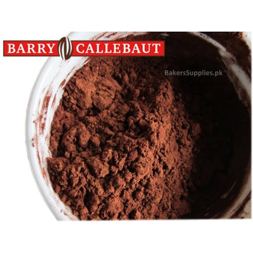 DF760500 - Dark Cocoa Powder 500gms Berry Collebaut loose packed