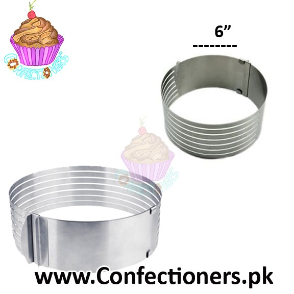 """Frieling Layer Cutting Ring 6"""""""