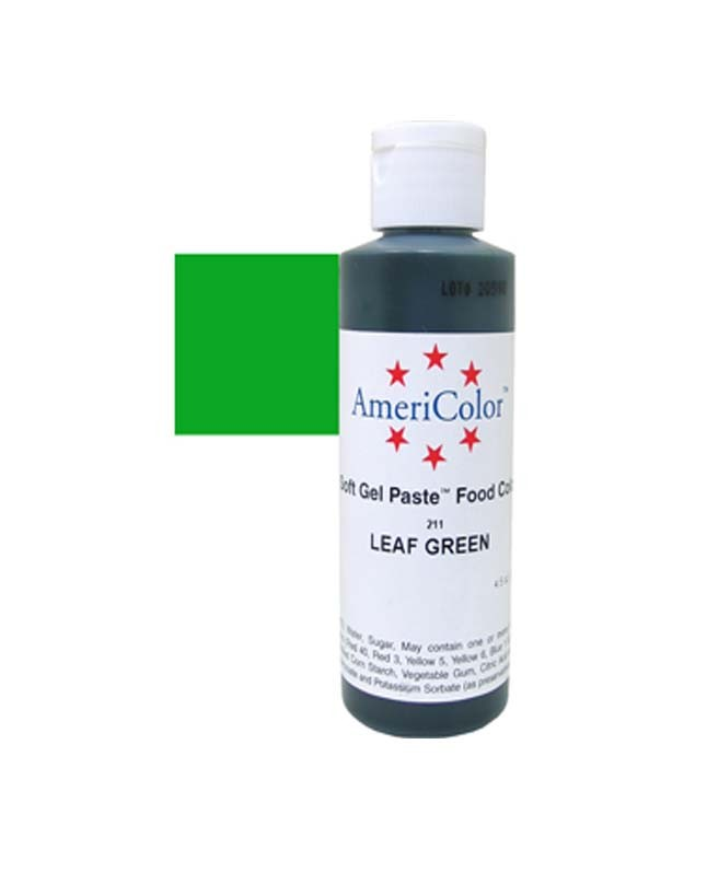 AMERICOLOR LEAF GREEN 4.5OZ