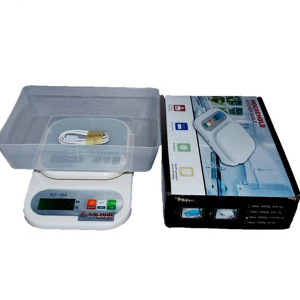 KZ-10A - DIGITAL WEIGHING SCALE