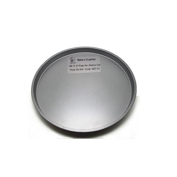 NST-31 - NS 10.8 INCH PIZZA PAN SHALLOW DISH