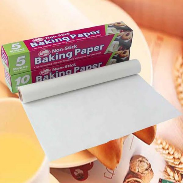 BT0068 - Non Stick Butter Paper Baking Paper 5 Meters
