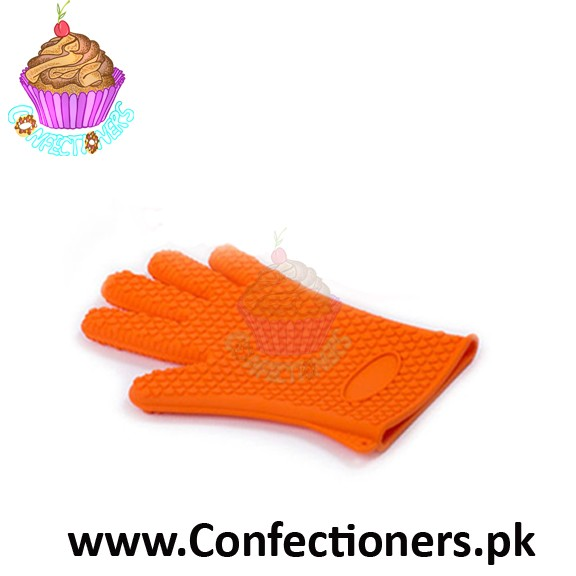 Silicone Heat Resistant Baking Glove One Piece