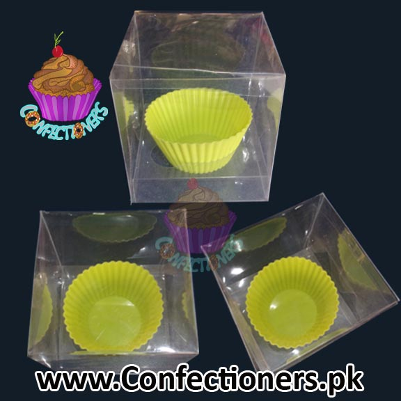 Single Serving Cupcake Box