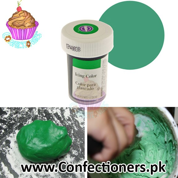 WT610323 - Wilton KELLY GREEN ICING COLOR