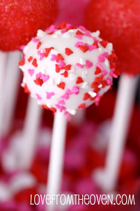 CDP016 - Mini Hearts Red White Pink Sprinkles Confetti 500gm