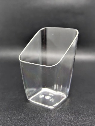 SG5124 - CH82 Plastic Shot Glass 25pcs Pack