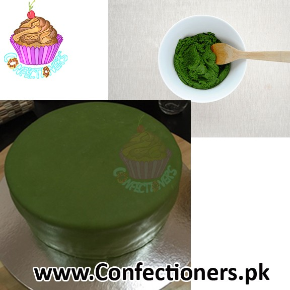 WT610332 - Wilton MOSS GREEN ICING COLOR