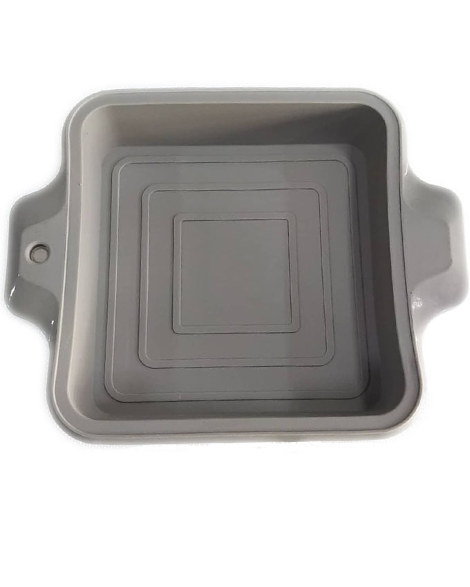 GCS-4 Silicon 7 Inch to 8 Inch Square Cake Pan