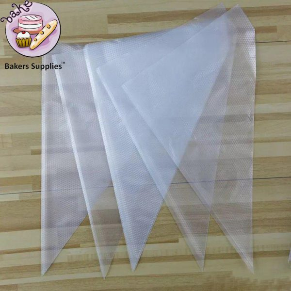 DB05 - 55cm Jumbo Disposable Piping Bags 100 Pieces