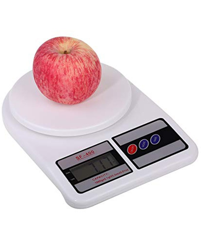 SF400 ELECTRONIC KITCHEN WEIGHING SCALE