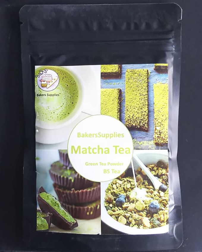 MATCHA GREEN TEA LEAVES FINEST POWDER 50 GRAMS PACK Of 4 Pieces
