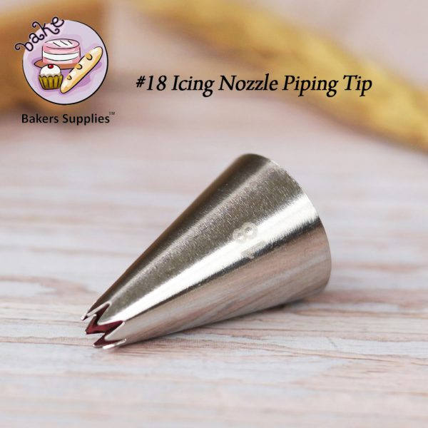 IN0045 - 18 Icing Nozzle Piping Tip