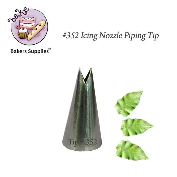IN0046 - 352 Icing Nozzle Piping Tip