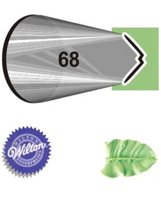 WT418-68 - Wilton Icing Tip #68