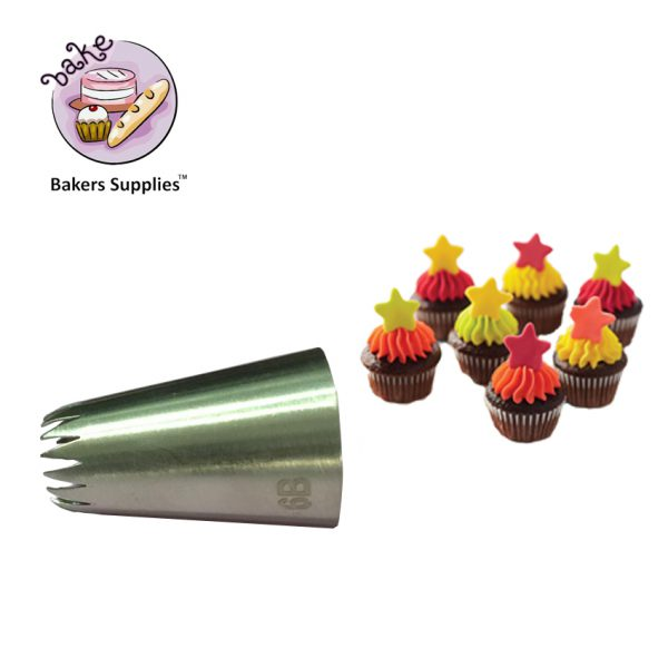 IN0053 - 6B Icing Nozzle Piping Tip