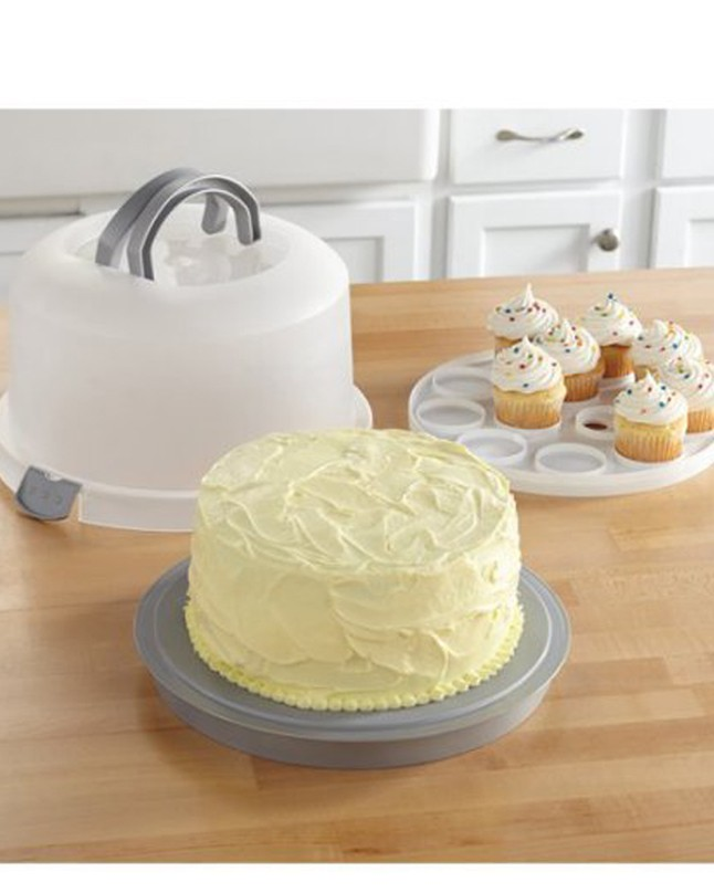 Wilton Portable Cake Caddy Storage Container